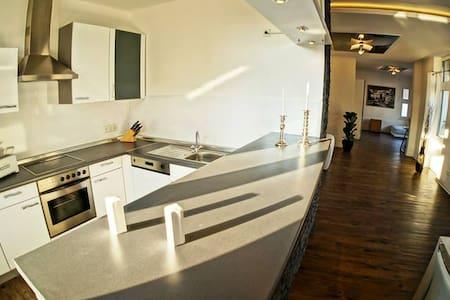 Designer-Appartment 112m² Citynah - Koblenz - Huoneisto