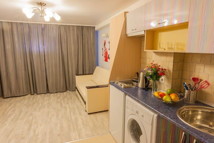 Апартаменты на Васильевском острове №5