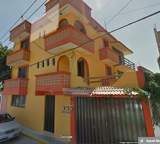 Casa las Canteras - Ixcotel Oaxaca - Santa Lucía del Camino - บ้าน