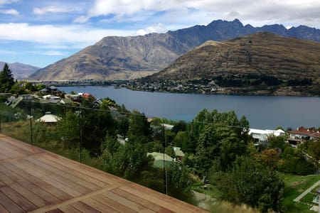Spacious luxury with ensuite (New) - Queenstown - Rumah