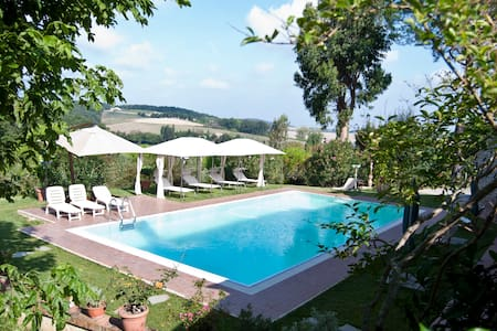B&B Le Tregge-Camera Magnolia - Nugola - Bed & Breakfast