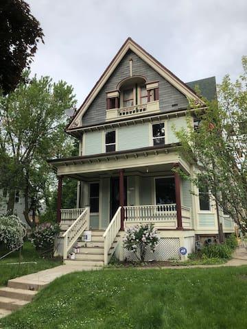Albert Hugo House - Victorian Historic Home