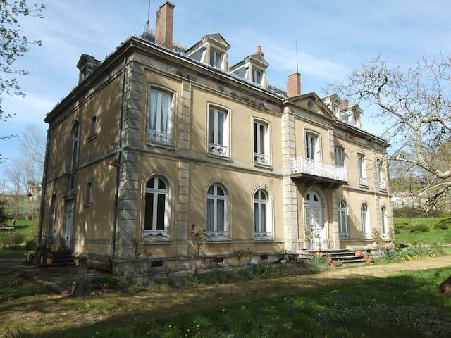 La Vallade - Chambres d'hôtes - Saint-Fargeol - Rumah