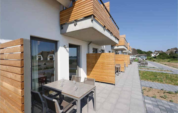 Nice apartment in Puttbus/Rügen with WiFi and 1 Bedrooms