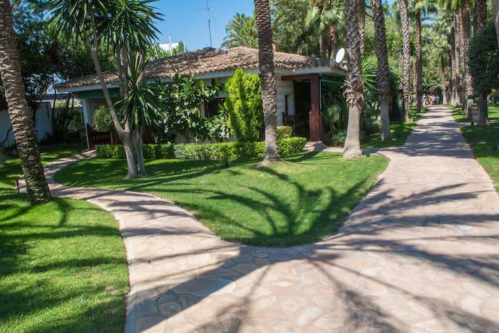 Standard villa op 10 minuten van Valencia - L'Eliana - Dom