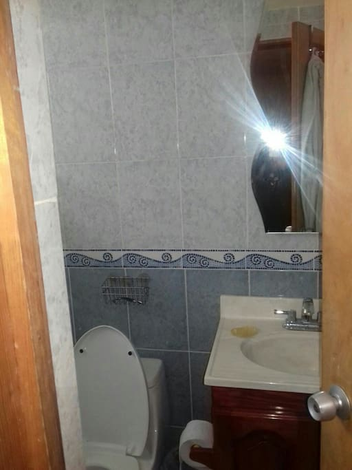 Baño 2do piso