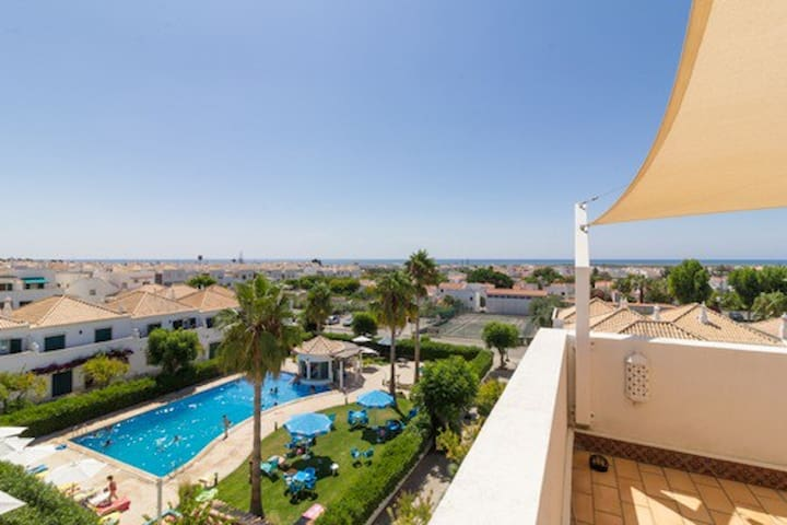 Amazing appartment with beautiful view of The sea! - Cabanas de Tavira - Ortak mülk
