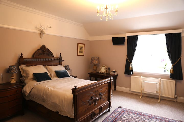 Plas Glandenys country house apartment - Glan-Denys - Appartement