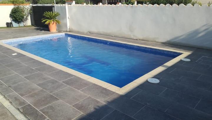 Studio 20m² tout confort + piscine