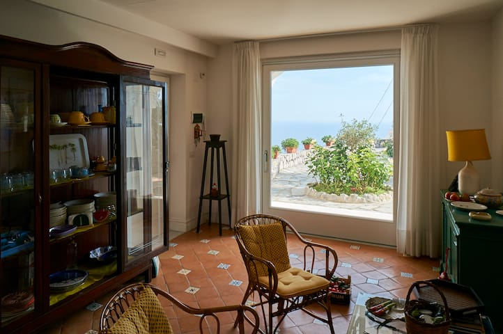 Casa Jeff with amazing sea view - Piano di Sorrento - Huoneisto