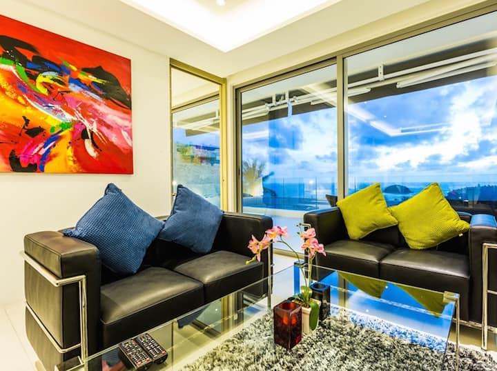 Kata Luxury Two bedroom Stunning Seaview (I8)