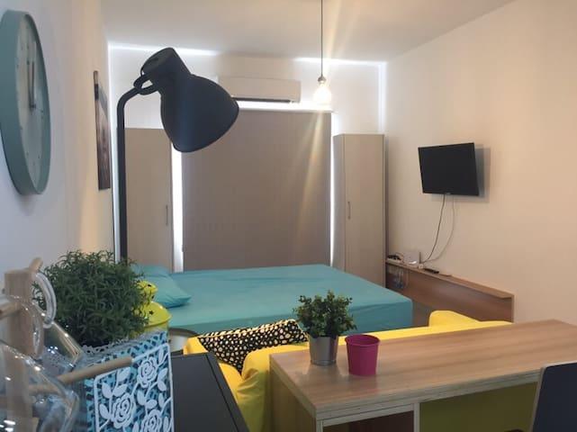 Paphos City Papados court Studio apartment