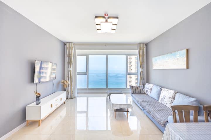 『有间·A HOUSE』一线海景两居室