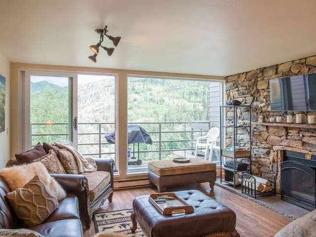 Experience Luxury and convenience at Vail Mountain