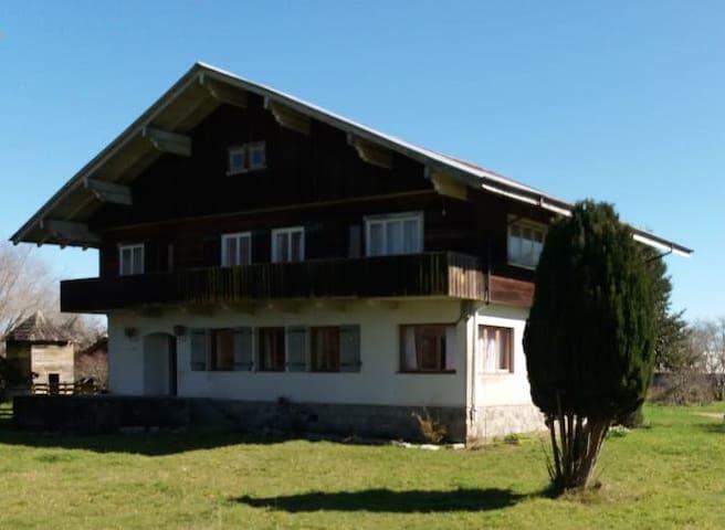 Casa Porvenir Frutillar (Hab. 2 camas indiv.)