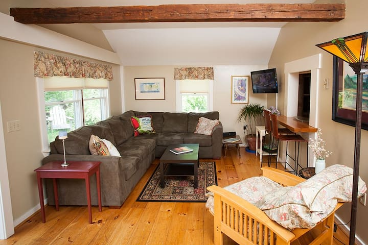 Marthas Vineyard 3 Bed 10min to beach and town - Edgartown - Apartamento