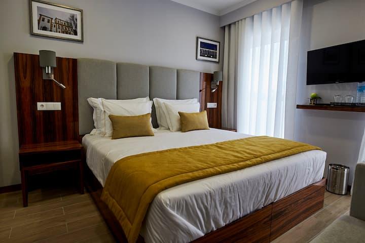 Memória Hostel - Suite - Palácio Capitães Generais