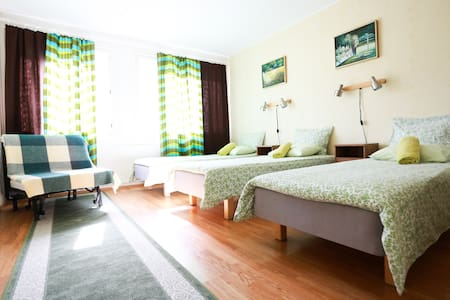 Bed and Breakfast for 3-4 - Turku - Bed & Breakfast