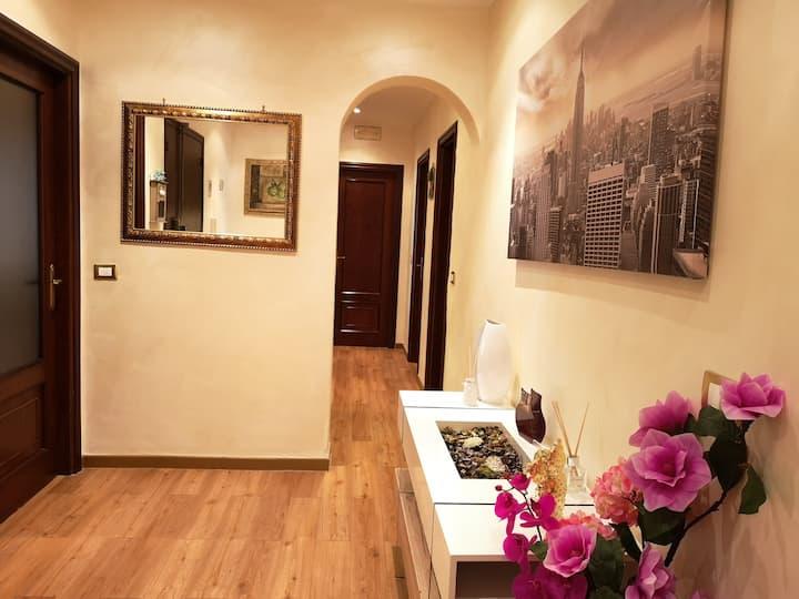 La casa della sposa - Appartamento di 130mq