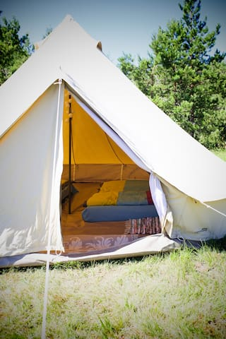 Luxurious Tent by the Sea in Saaremaa