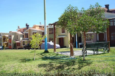Hermosa habitacion privada con terraza - Yanahuara - Arequipa