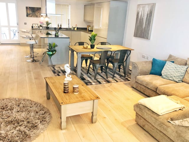 Luxury Apartment in the heart of Brighton's Lanes