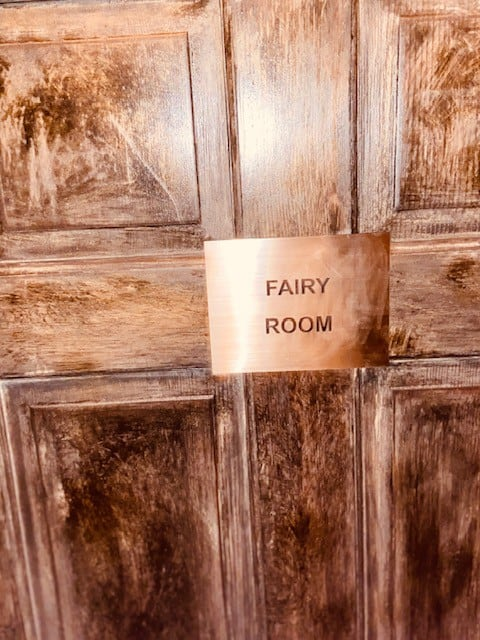 A fairy room in a paradisiac park and amenities!