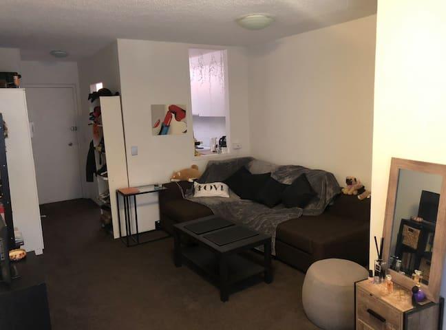 Cozy little studio