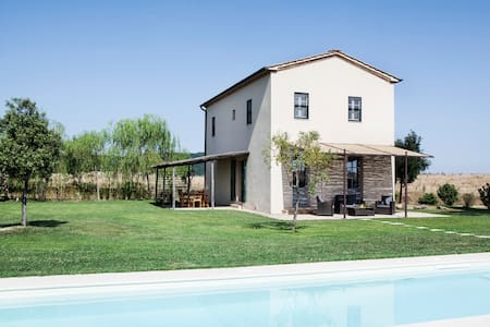 Private Villa in Tuscany - S.Ilaria - Buonconvento