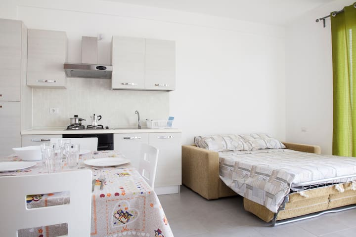 Studio Flat - Zodiaco Apartments