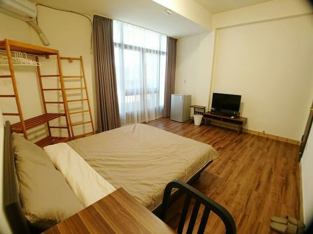 台南舊城中心--二人房 - 中西區 - Bed & Breakfast