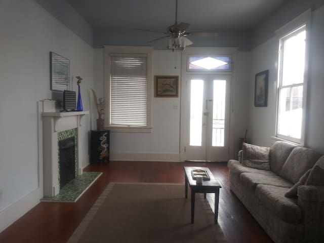 Bywater Double Shotgun Apartment