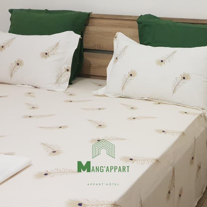Mangajou, Sada, appartement calme et paisible