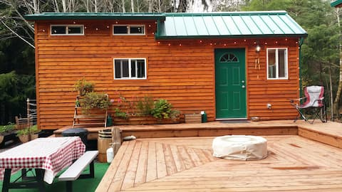 """The Rialto"" Tiny House"