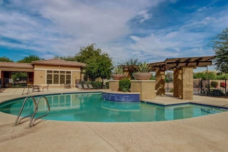 Great Family Townhouse near Surprise, AZ Stadium