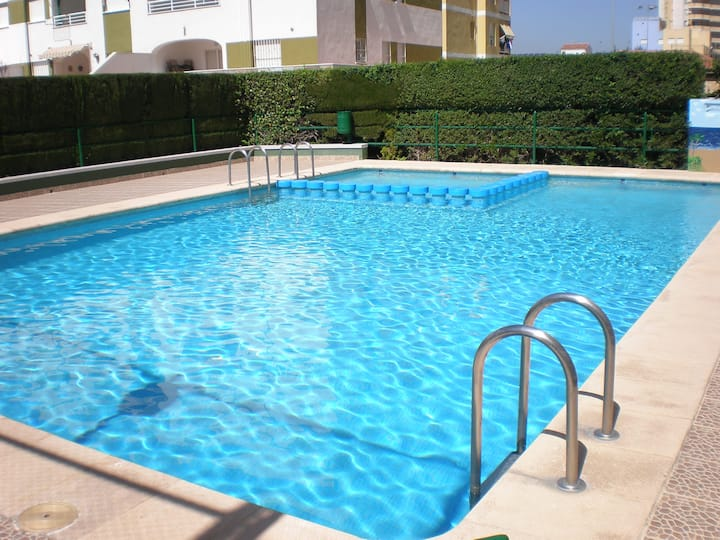 FANTASTIC APARTMENT IN GANDIA BEACH