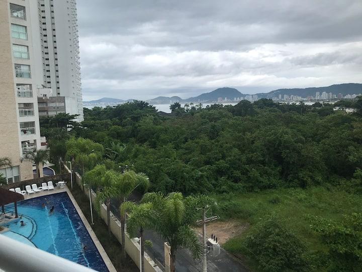Apartamento Praia da Enseada, Guarujá, 3 suítes!!