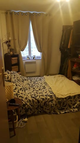 Chambre privée appartement agréable - Verdun - Pis