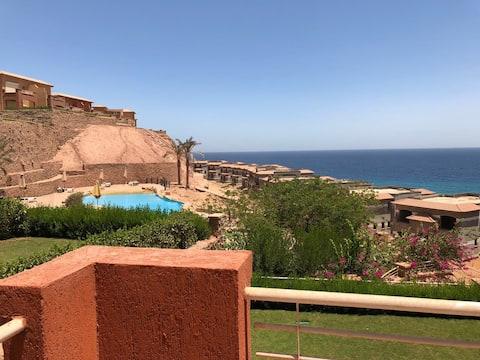 sea view villa highly remodeled at Telal