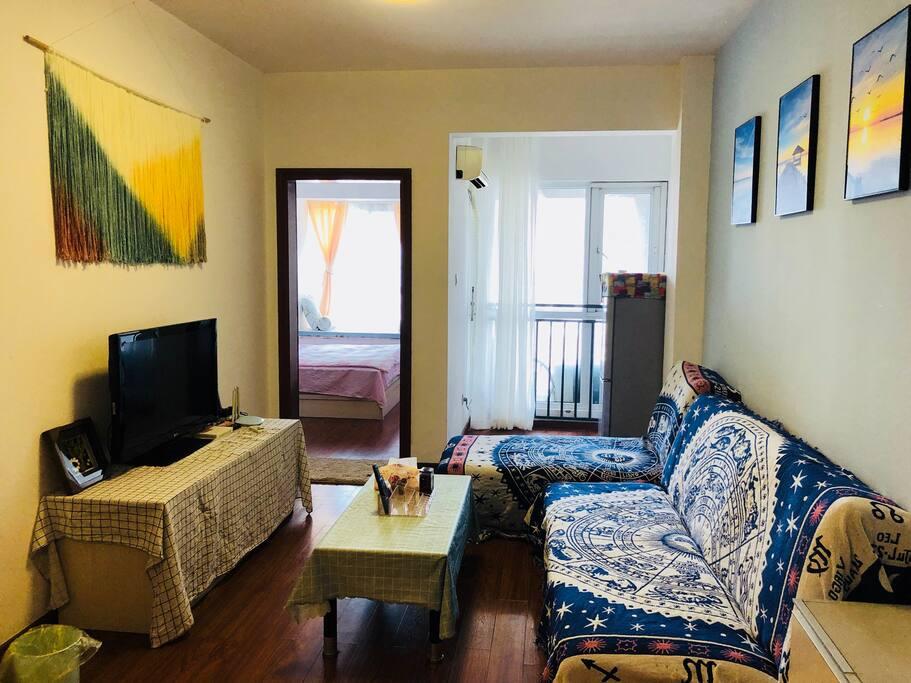 客厅,沙发,电视