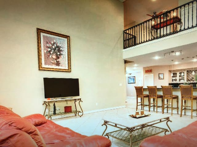 Holiday dream in a house in Killeen