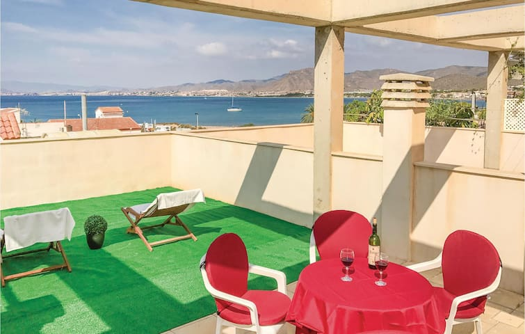 Holiday apartment with 2 bedrooms on 45 m² in La Azohia, Cartagena