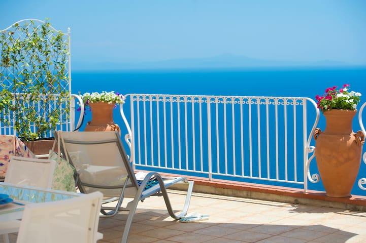 Casa Le Anfore 2 - Amalfi Coast - Conca dei Marini - House