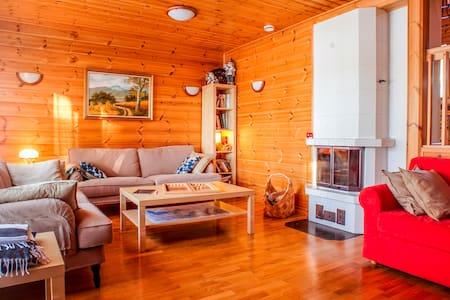 Cozy private cottage with sauna on Salajärvi lake