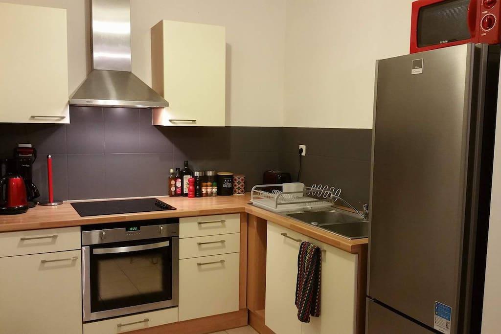 F2 saint denis c t ouest proche centre appartements en for Appartement f2 design