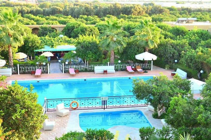 ALMOUNIA HOTEL&SPA