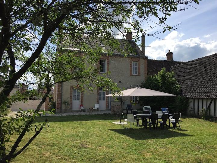 Gîte Sologne 3* Le Margautier (Lamotte-Beuvron)