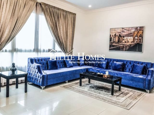 Fully furnished apartment for rent close to Marina