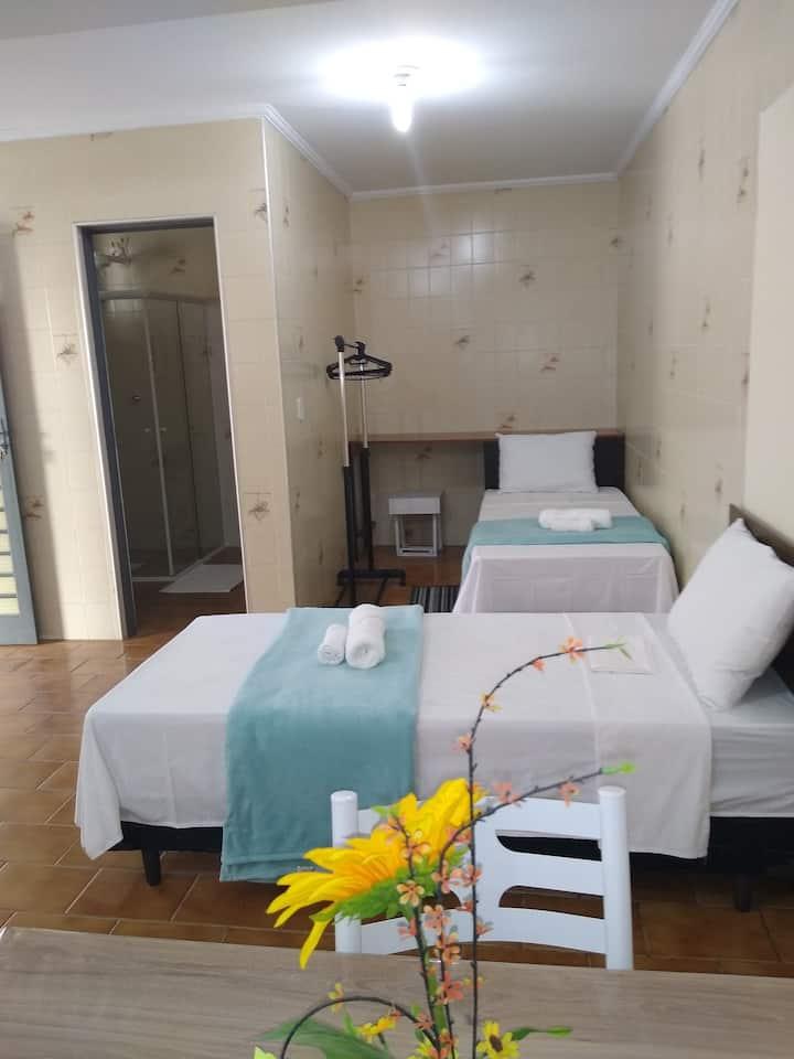 Kitnet 30 m² prox Centro Campinas Jd Guanabara