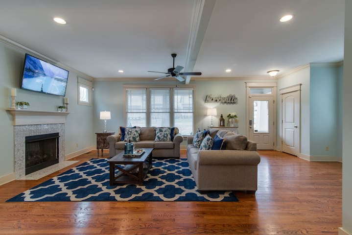 NEW, Hip NATIONS House!!! CLOSE TO DOWNTOWN - Nashville